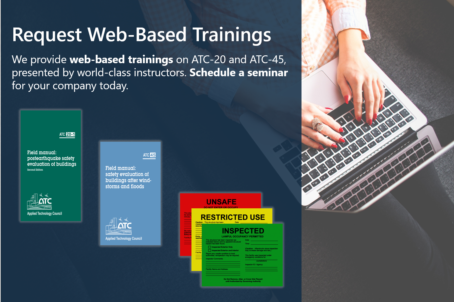 Request Web-Based Trainings